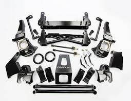 2006-2007 GM 6.6L LLY/LBZ Duramax - Steering And Suspension