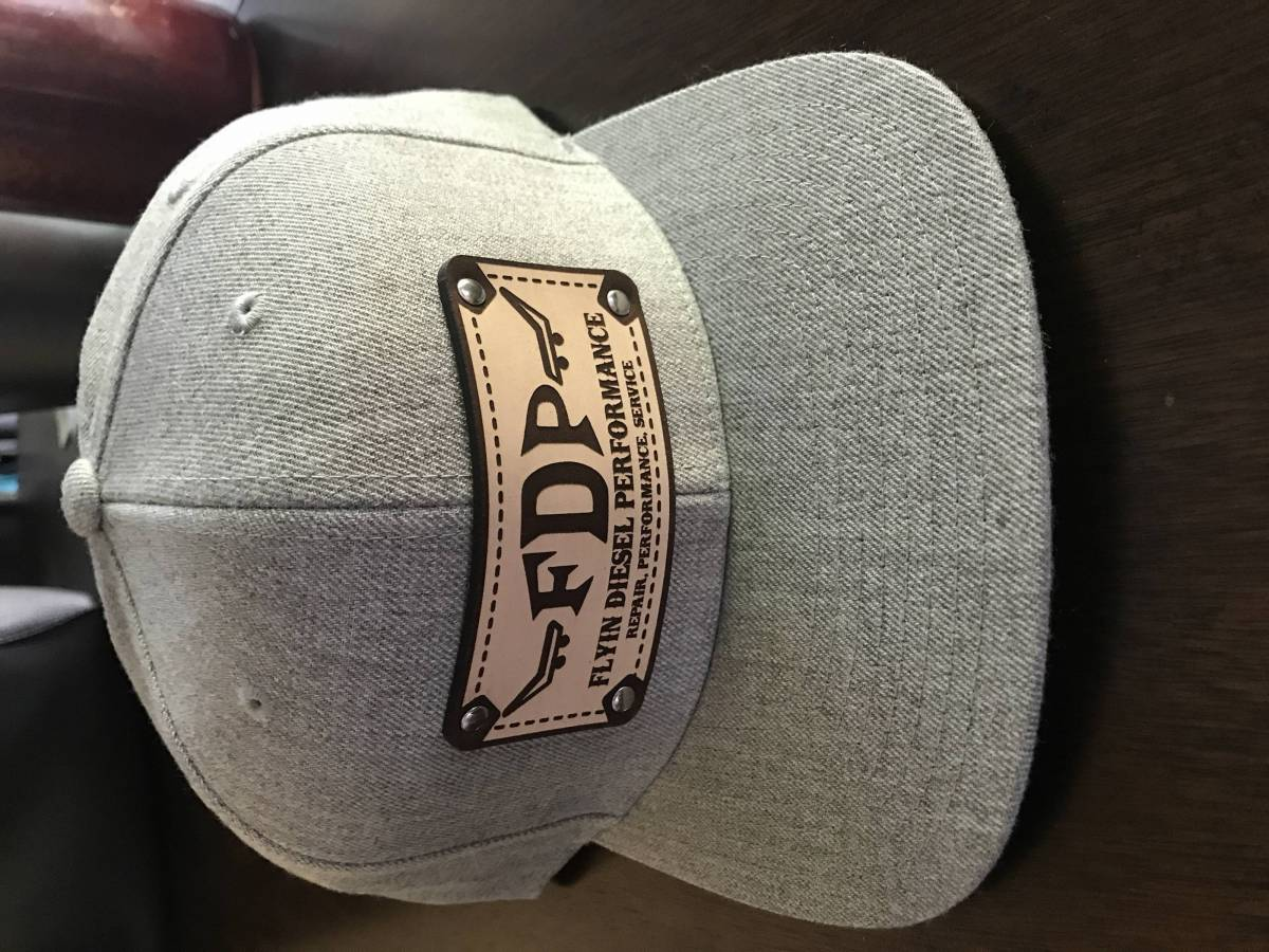 Flyin Diesel Performance >> Leather Patch Hat