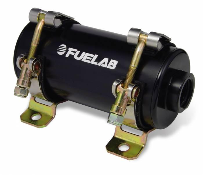 Fuelab - Fuelab CARB In-Line Fuel Pump 1800HP w/External Bypass 41404-1