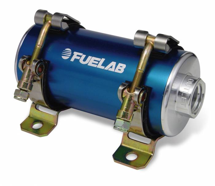 Fuelab - Fuelab CARB In-Line Fuel Pump 1800HP w/External Bypass 41404-3