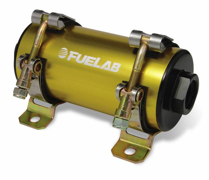 Fuelab - Fuelab CARB In-Line Fuel Pump 1800HP w/External Bypass 41404-5