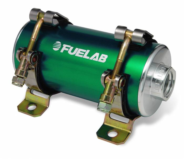 Fuelab - Fuelab CARB In-Line Fuel Pump 1800HP w/External Bypass 41404-6