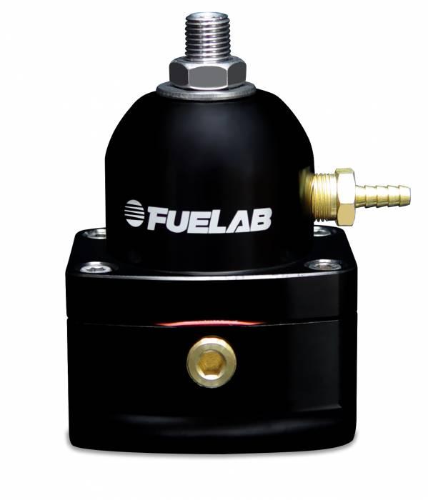 Fuelab - Fuelab Fuel Pressure Regulator 51505-1-L-L