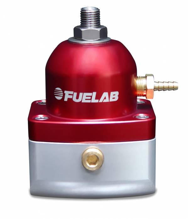 Fuelab - Fuelab Fuel Pressure Regulator 51505-2-L-L