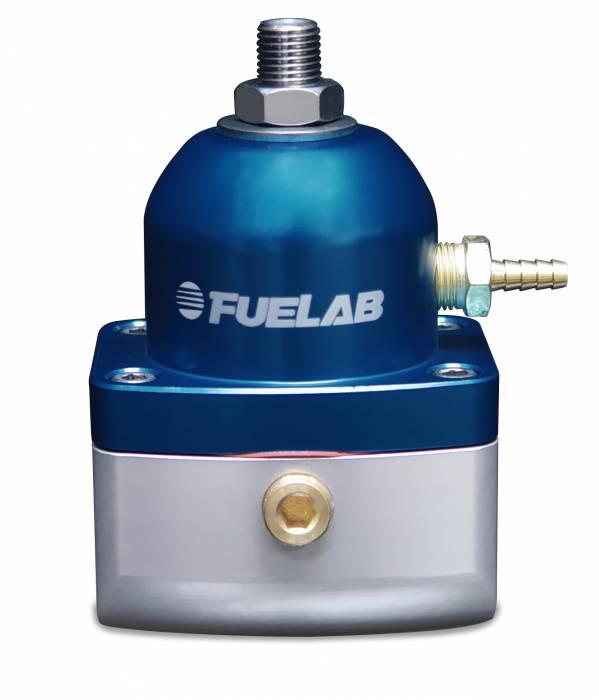 Fuelab - Fuelab Fuel Pressure Regulator 51505-3-L-L