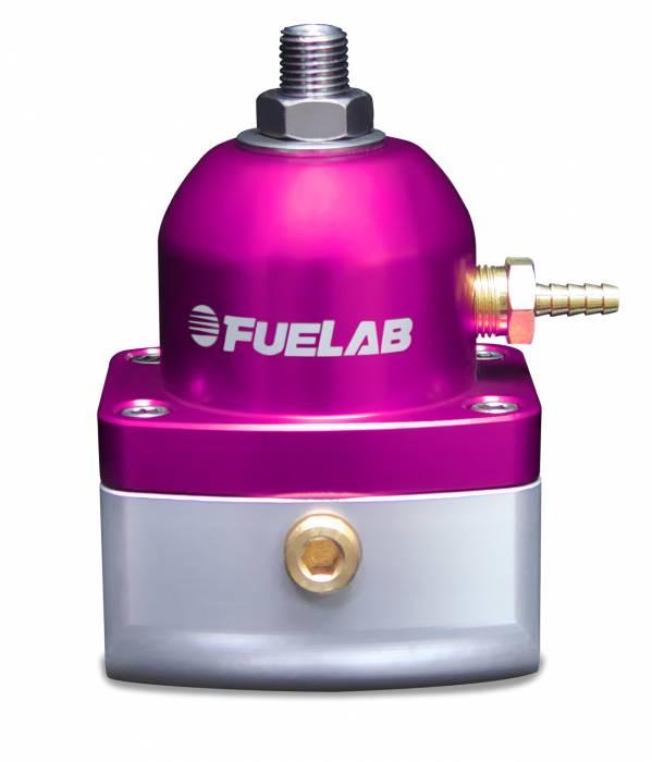 Fuelab - Fuelab Fuel Pressure Regulator 51505-4-L-L