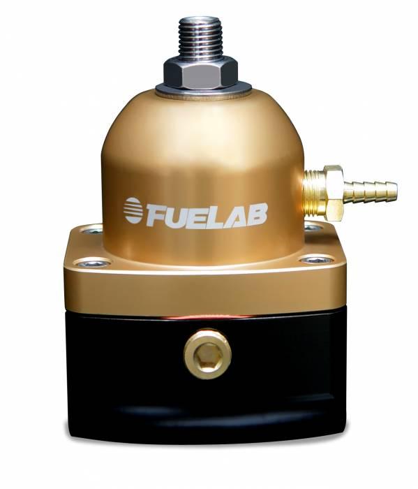 Fuelab - Fuelab Fuel Pressure Regulator 51505-5-L-L