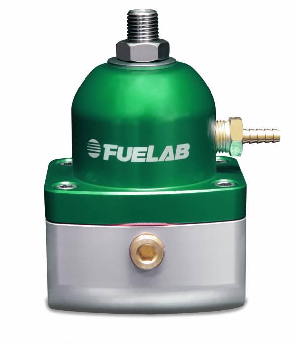 Fuelab - Fuelab Fuel Pressure Regulator 51505-6-L-L