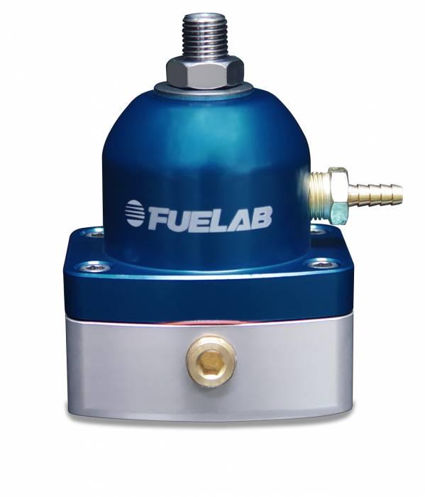 Fuelab - Fuelab Fuel Pressure Regulator 52503-3-L-L