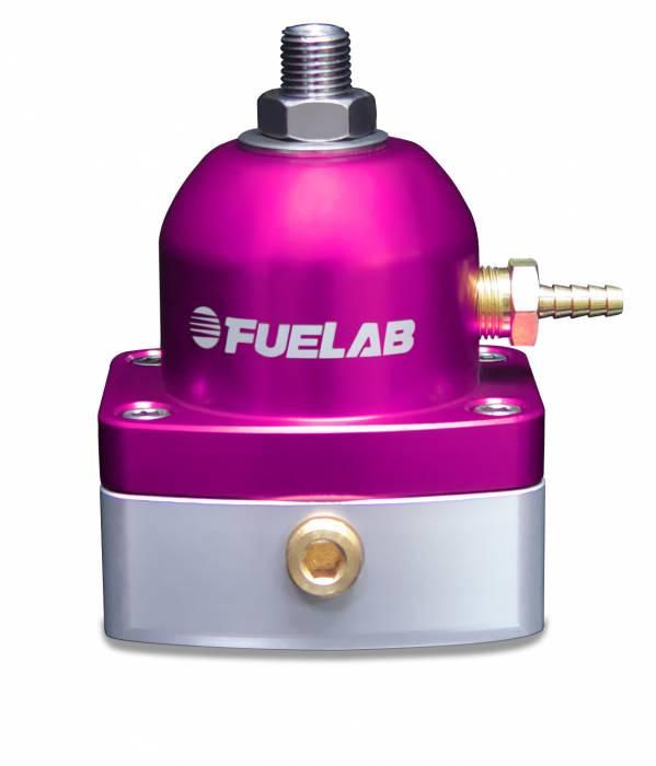 Fuelab - Fuelab Fuel Pressure Regulator 52503-4-L-L