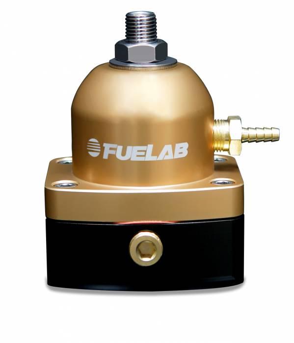 Fuelab - Fuelab Fuel Pressure Regulator 52503-5-L-L