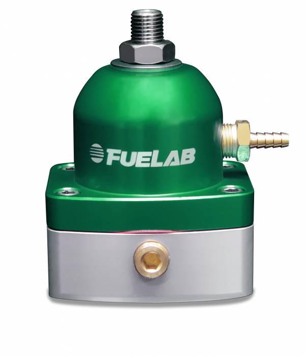 Fuelab - Fuelab Fuel Pressure Regulator 52503-6-L-L