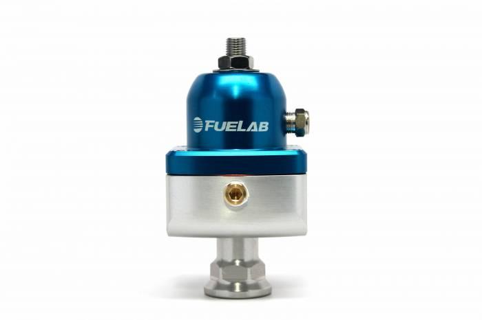 Fuelab - Fuelab CARB Fuel Pressure Regulator, Blocking Style 55501-3