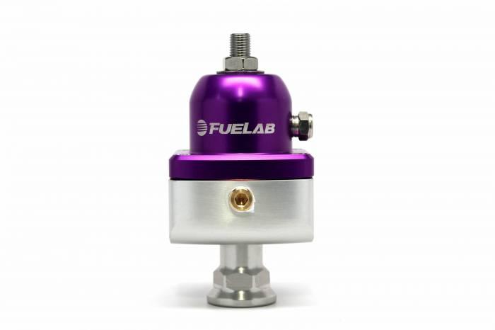 Fuelab - Fuelab CARB Fuel Pressure Regulator, Blocking Style 55501-4
