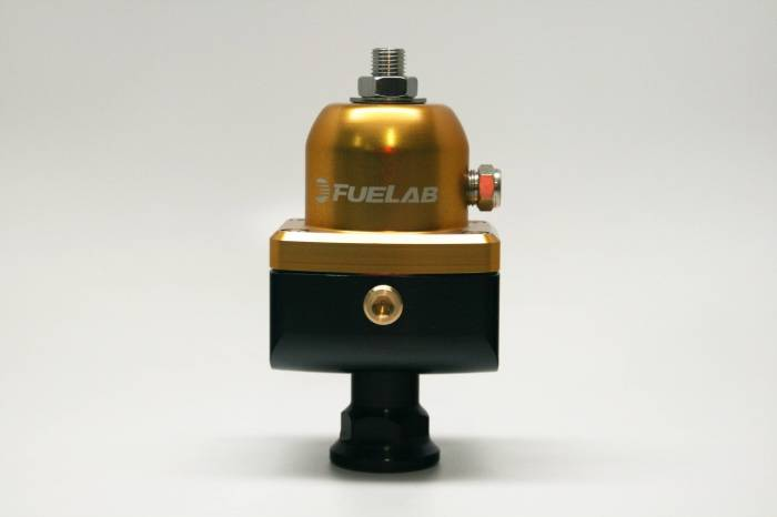 Fuelab - Fuelab CARB Fuel Pressure Regulator, Blocking Style 55501-5