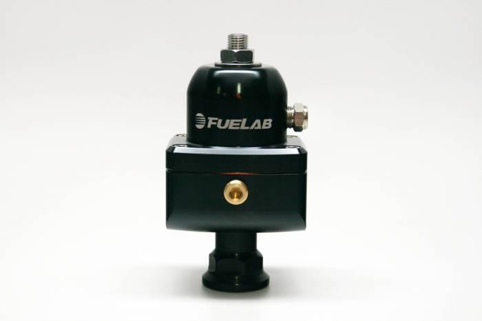 Fuelab - Fuelab CARB Fuel Pressure Regulator, Blocking Style 55502-1