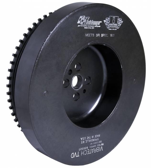 Fluidampr - Fluidampr Harmonic Balancer - Fluidampr - Dodge 6.7L Cummins - Each 920321