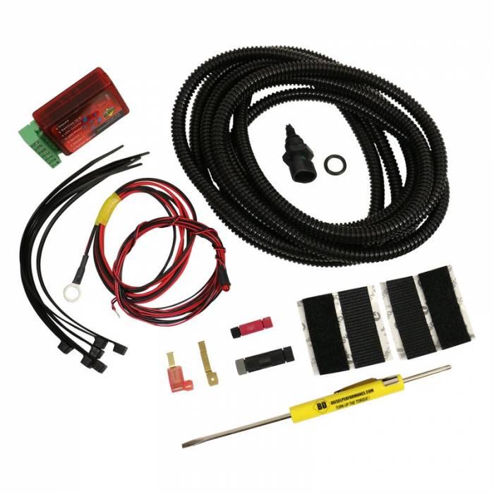 BD Diesel - BD Diesel Flow-MaX Water In Fuel Sensor - Universal Kit w/M14x2.0 Sensor 1050355