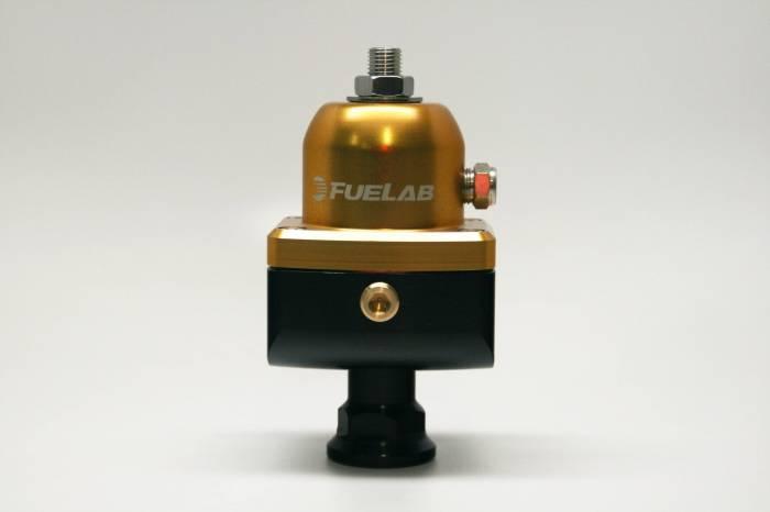 Fuelab - Fuelab CARB Fuel Pressure Regulator, Blocking Style 55503-5