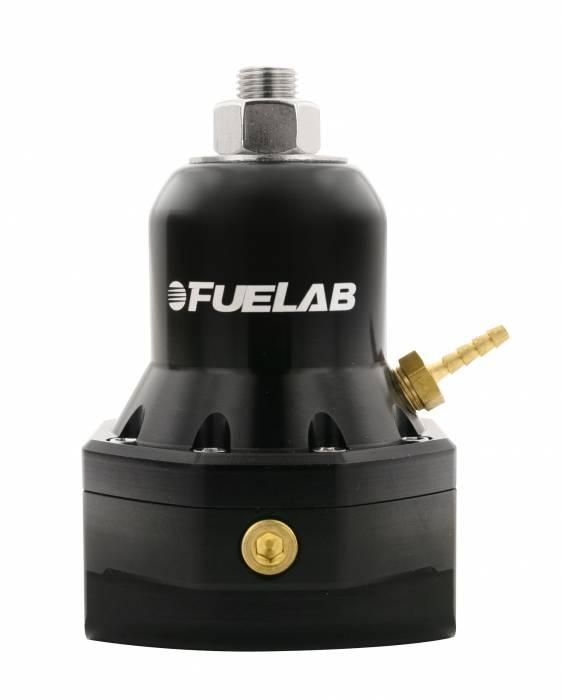 Fuelab - Fuelab CARB Fuel Pressure Regulator, HIGH FLOW BYPASS 56502-1