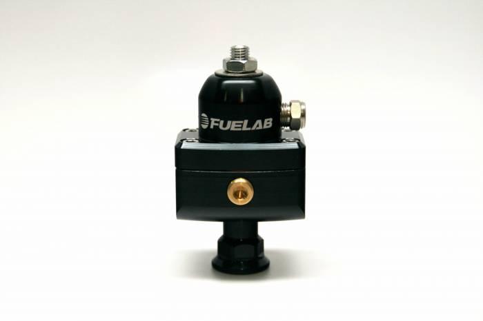 Fuelab - Fuelab CARB Fuel Pressure Regulator, Blocking Style, Mini 57504-1