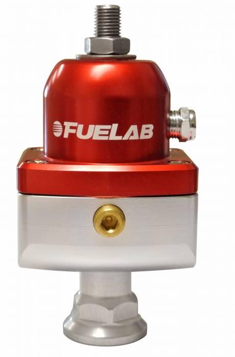 Fuelab - Fuelab CARB Fuel Pressure Regulator, Blocking Style, Mini 57504-2