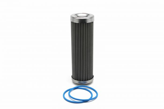 Fuelab - Fuelab Replacement Element, Long 75 micron stainless 71807