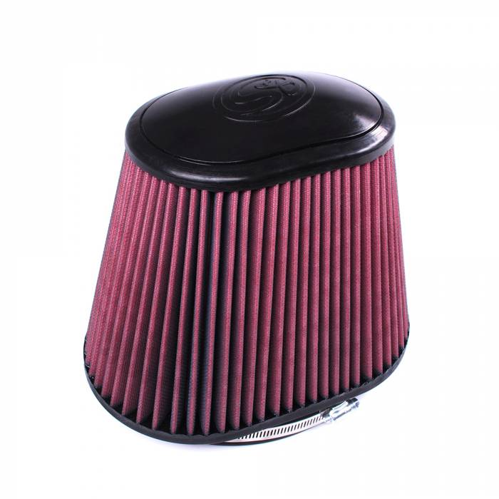 S&B Filters - S&B Filters Filter for Competitor Intakes Cross Reference: Banks 42158 (Cleanable, 8-ply) CR-42158
