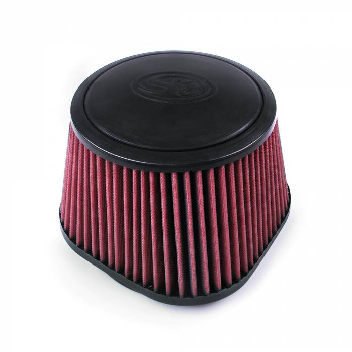 S&B Filters - S&B Filters Filter for Competitor Intakes Cross Reference: Banks 42178 (Cleanable, 8-ply) CR-42178