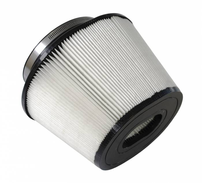 S&B Filters - S&B Filters Replacement Filter for S&B Cold Air Intake Kit (Disposable, Dry Media) KF-1051D