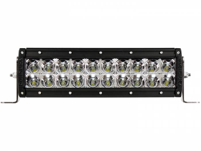 "Rigid Industries - Rigid Industries 10"" Original E Flood - CUSTOM - For use with Grille 40568 or Grille 40569 ONLY 110112E"