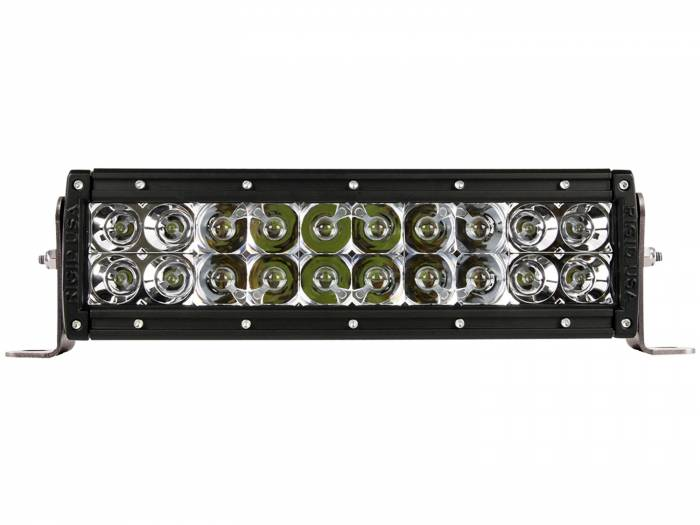 "Rigid Industries - Rigid Industries 10""Original E Spot/Flood Combo-CUSTOM-use with Grille 40568 or Grille 40569ony 110312E"