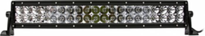 "Rigid Industries - Rigid Industries 20"" E Series - Spot/Flood Combo- Amber 120322"