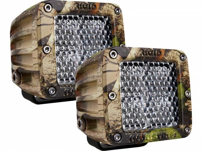 Rigid Industries - Rigid Industries Dually - 60 Deg. Lens - Set of 2 20251