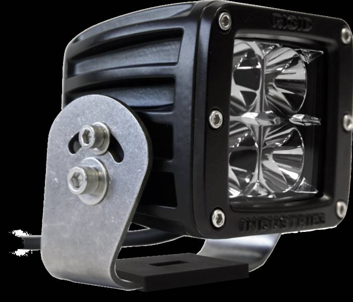 Rigid Industries - Rigid Industries Dually HD Black- Flood - Single 22111