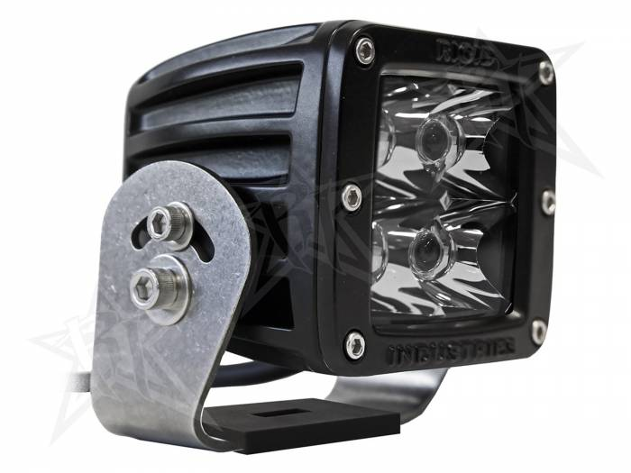 Rigid Industries - Rigid Industries Dually HD Black- Spot - Single 22121
