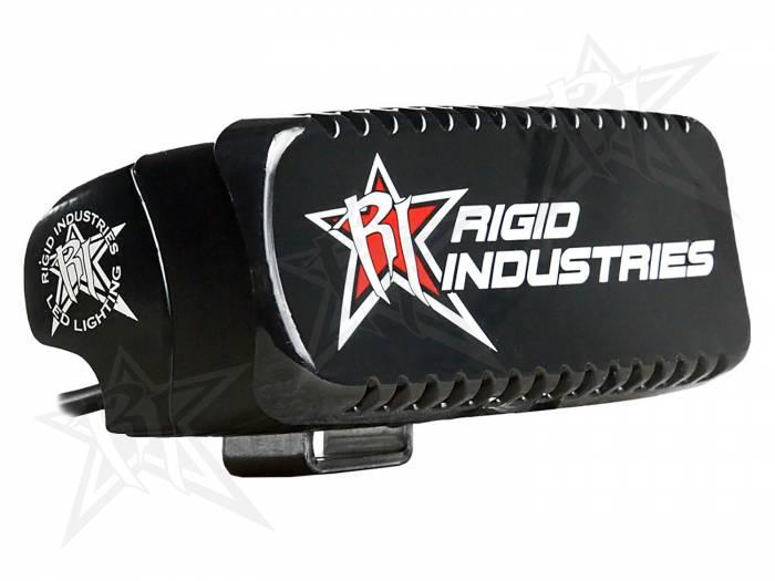 Rigid Industries - Rigid Industries SR-Q Light Cover- Black 31191