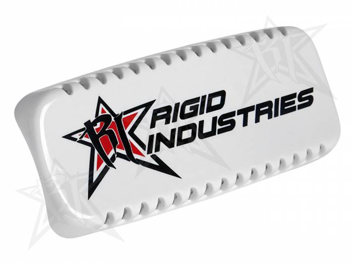 Rigid Industries - Rigid Industries SR-Q Light Cover- White 31196