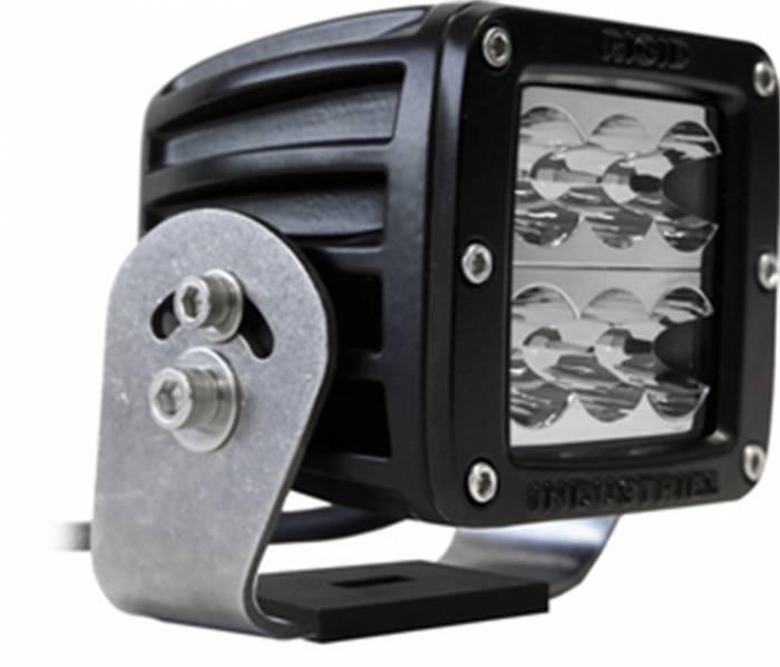 Rigid Industries - Rigid Industries D2 HD Black- Wide - Single 52111