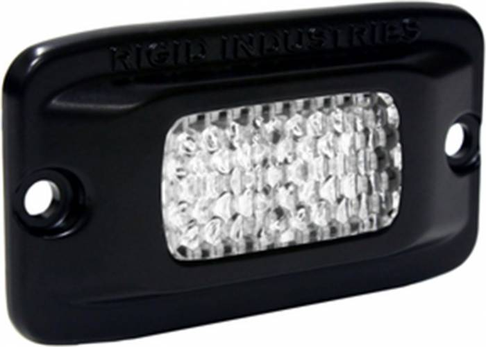 Rigid Industries - Rigid Industries SRMF - Flush Mount - 60 Deg. Lens 92251
