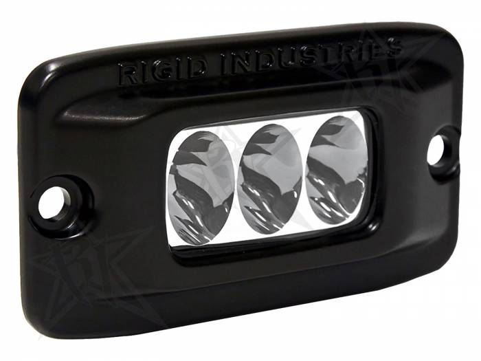 Rigid Industries - Rigid Industries SRMF2 - Flush Mount - Driving 93231