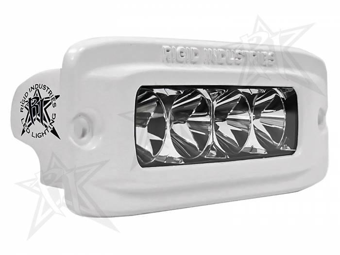 Rigid Industries - Rigid Industries M-Series -SRQ -Flood -White -Flush Mount - Single 96411