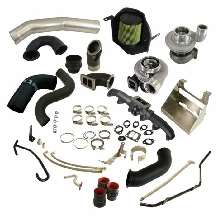 BD Diesel - BD Diesel Cobra Twin Turbo Kit S364.5SX-E / S480SX-E - Dodge 2010-2012 6.7L 1045785