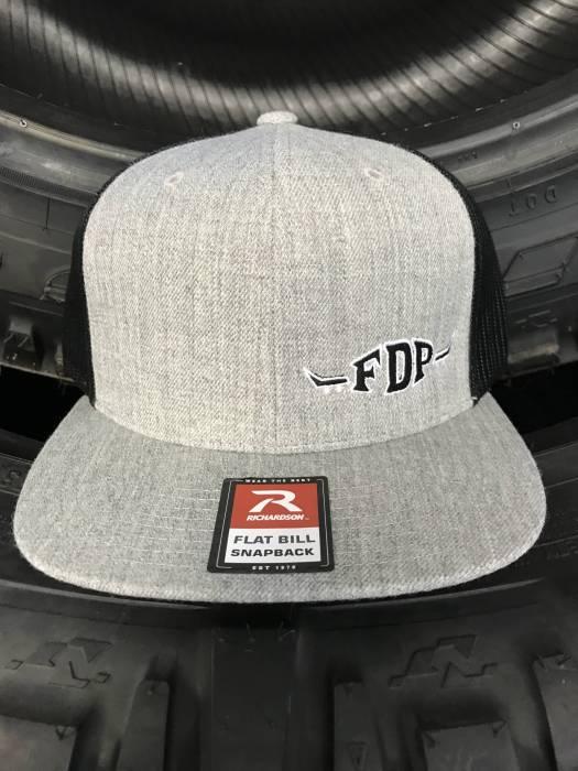 Flyin Diesel - Black/Gray Snapback