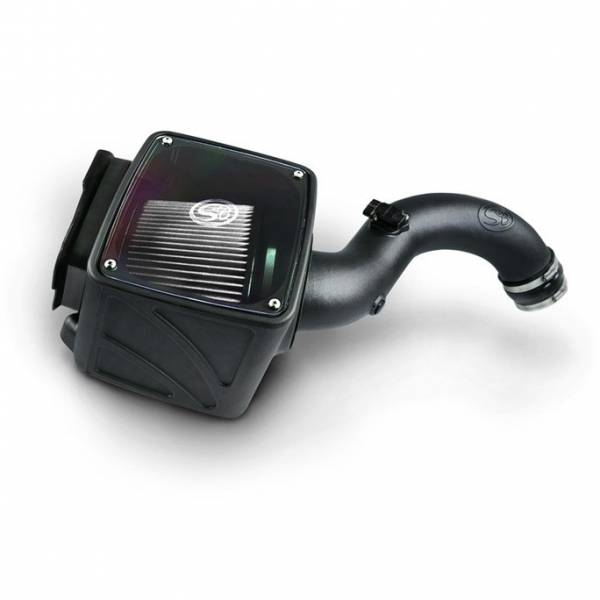 S&B Filters - S&B Filters Cold Air Intake (Dry Disposable Filter) 75-5102D