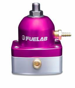 Fuelab - Fuelab Fuel Pressure Regulator 52503-4-L-L - Image 1