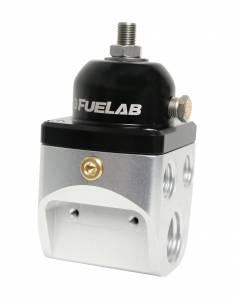 Fuelab - Fuelab CARB Fuel Pressure Regulator, Blocking Style, 4 port High Flow 58501 - Image 2