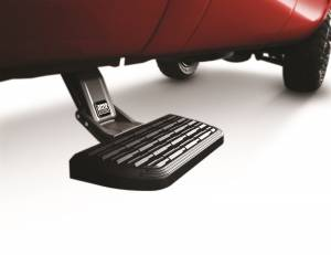 Exterior - Running Boards - AMP Research - AMP Research  75400-01A