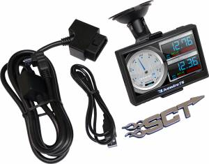 Programmers & Tuners - Programmers - SCT Performance - SCT Performance Livewire TS Performance Programmer and Monitor for GM Vehicles 5416P