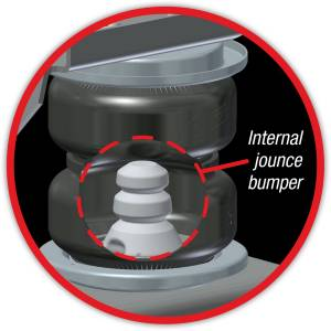 Air Lift - Air Lift LoadLifter 5000 Ultimate air spring kit w internal jounce bumper 88339 - Image 2